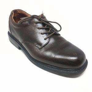 Men's Florsheim FLS Waterproof Oxfords Shoes Sz 9D